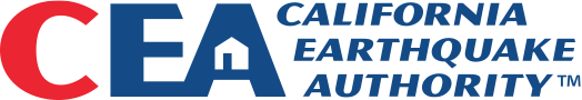 Logo California Earthquake Authority (CEA)