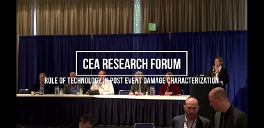 Role of Technology in Post Event Damage Characterization