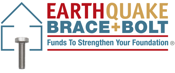 Earhquake Brace and Bolt