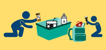 Step 3: Organize Disaster Supplies