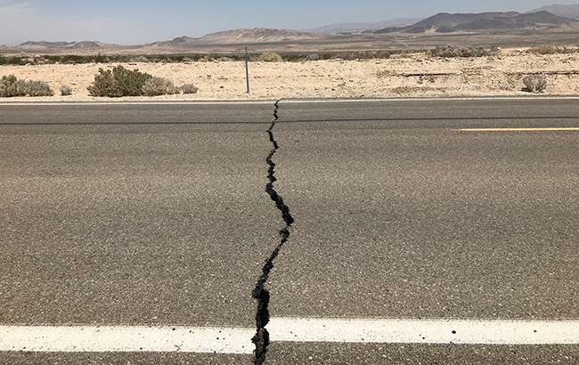 A look back at the largest earthquake in two decades in Southern California