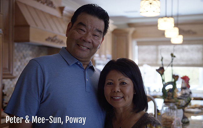 In this San Diego TV spot, Poway homeowners Peter and Mee-Sun Joe share how important it is for them to protect their most valuable investment, their home, with earthquake insurance from the CEA.