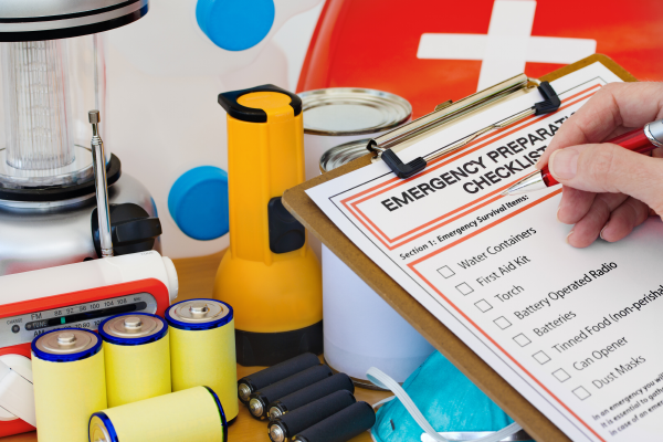 : When you live in Earthquake Country, being prepared for an earthquake makes sense.  Help your customers prepare for the next damaging earthquake with an emergency preparedness kit